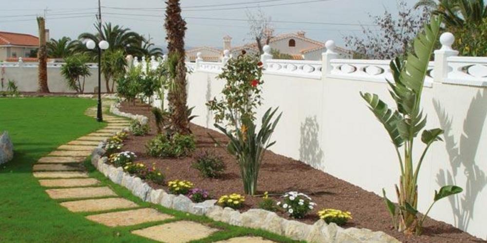 Piedra natural y jardiner a lvmat - Materiales de jardineria ...